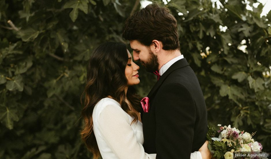 La boda de Pedro y Adriana en Ubeda, Jaén
