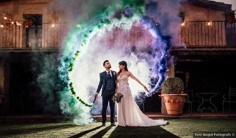 La boda de Aida y Karin en La Garriga, Barcelona