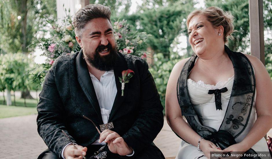 La boda de Marta y Julio en Salamanca, Salamanca