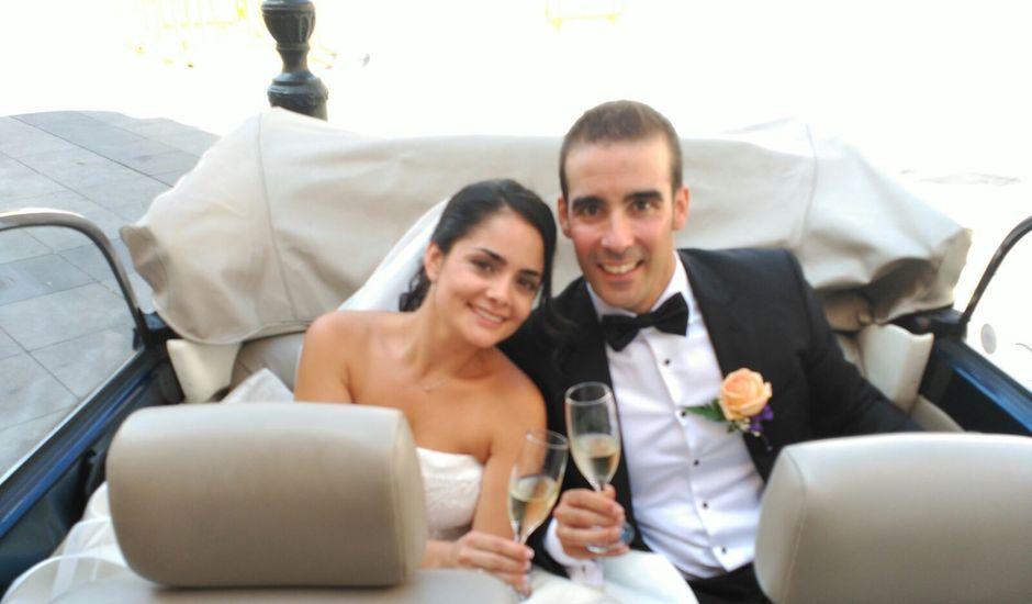 La boda de Miguel y Alba en Huesca, Huesca