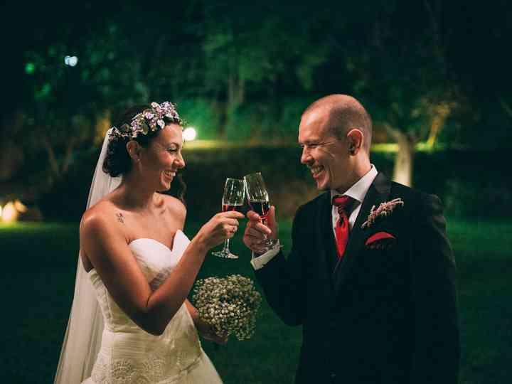 La boda de Jessi y Álvaro