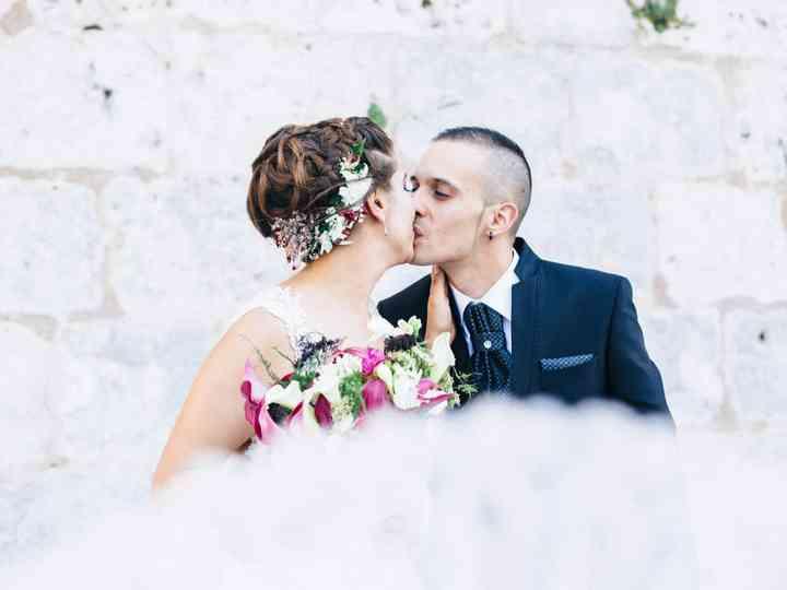 La boda de Cristina y Ruben