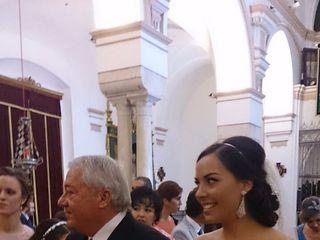 La boda de Rocio  y Isaac  1