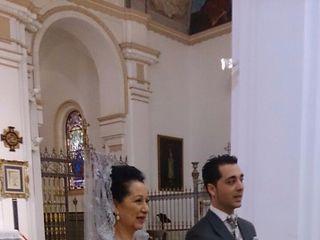 La boda de Rocio  y Isaac  2