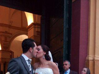 La boda de Rocio  y Isaac  3