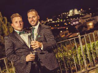 La boda de Edu y Dani