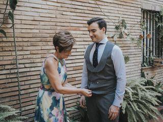 La boda de Marcos y Raquel 1