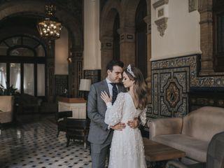 La boda de Marcos y Raquel