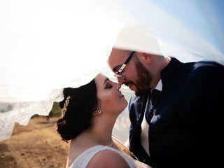 La boda de Ana Isabel y David