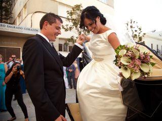 La boda de Rosa y Quino