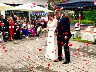 La boda de Maria y Anton