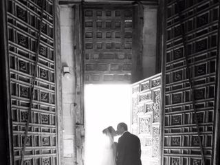 La boda de Lourdes y Ángel