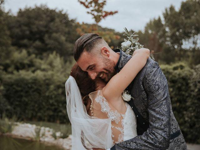 La boda de Javi y Diana en Badalona, Barcelona 1