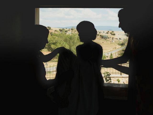 La boda de Joaquín y Patricia en Torrecaballeros, Segovia 12