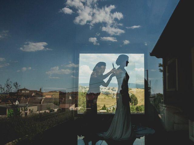 La boda de Joaquín y Patricia en Torrecaballeros, Segovia 14