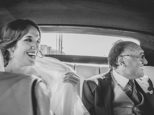 La boda de Joaquín y Patricia en Torrecaballeros, Segovia 19