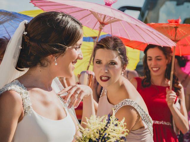 La boda de Joaquín y Patricia en Torrecaballeros, Segovia 21
