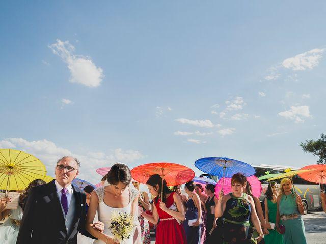 La boda de Joaquín y Patricia en Torrecaballeros, Segovia 22