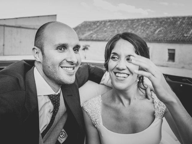 La boda de Joaquín y Patricia en Torrecaballeros, Segovia 38