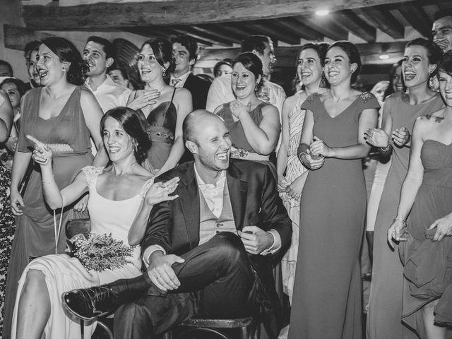 La boda de Joaquín y Patricia en Torrecaballeros, Segovia 55