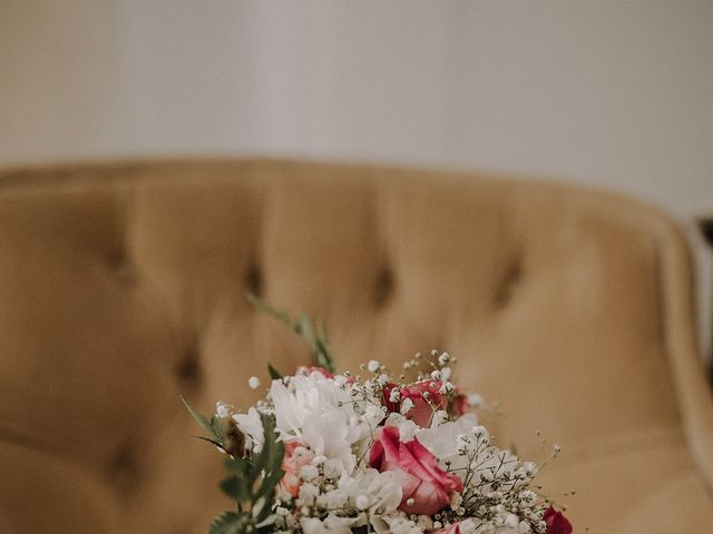 La boda de Domi y Ana en Villarrubia De Los Ojos, Ciudad Real 8
