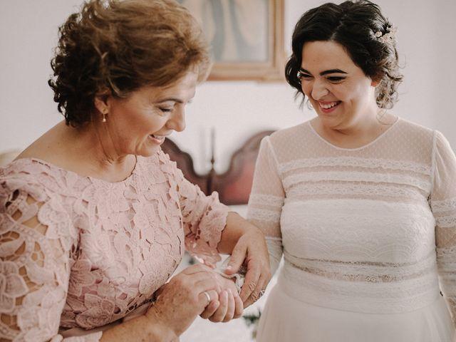 La boda de Domi y Ana en Villarrubia De Los Ojos, Ciudad Real 13