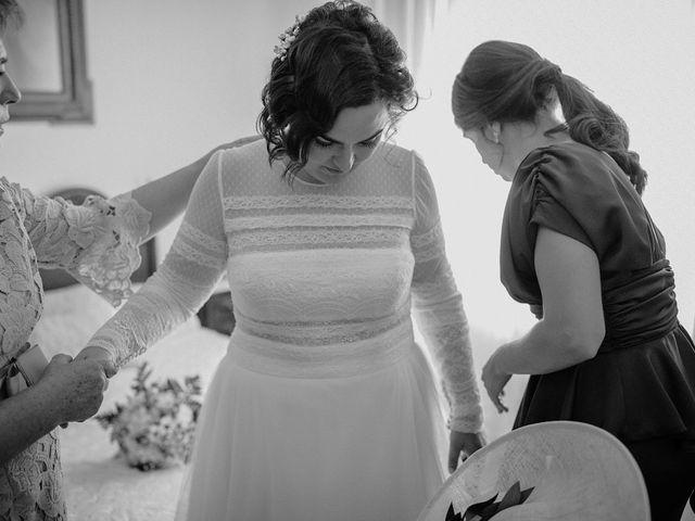 La boda de Domi y Ana en Villarrubia De Los Ojos, Ciudad Real 14