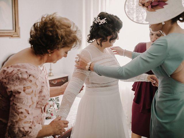 La boda de Domi y Ana en Villarrubia De Los Ojos, Ciudad Real 15