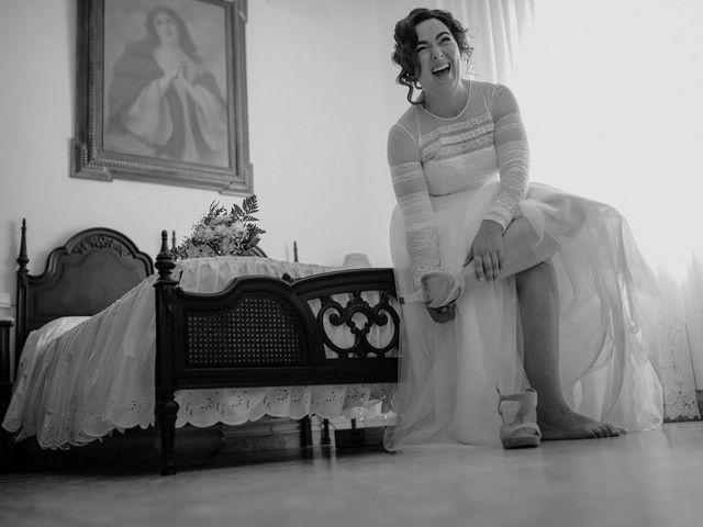 La boda de Domi y Ana en Villarrubia De Los Ojos, Ciudad Real 16