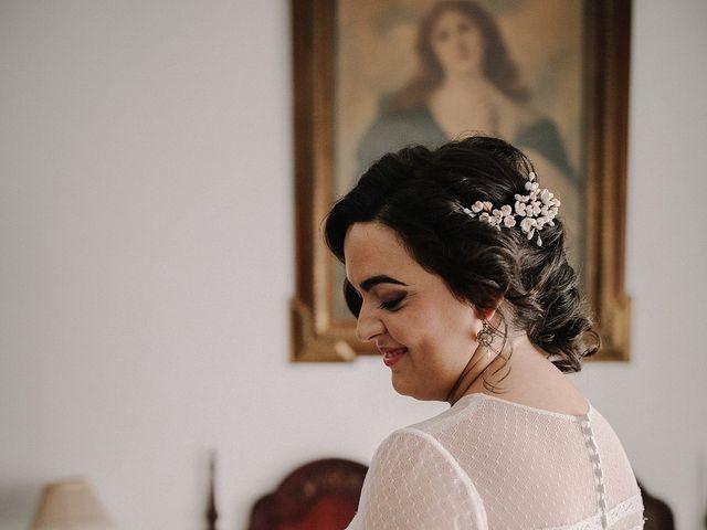La boda de Domi y Ana en Villarrubia De Los Ojos, Ciudad Real 17