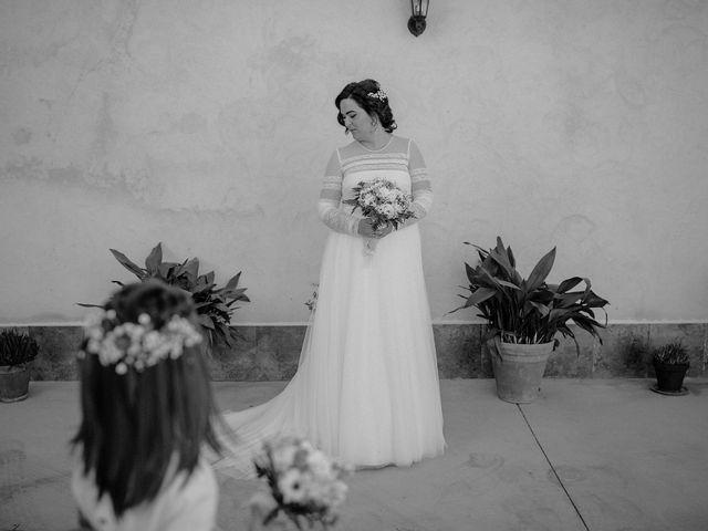 La boda de Domi y Ana en Villarrubia De Los Ojos, Ciudad Real 19