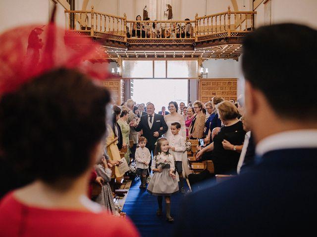 La boda de Domi y Ana en Villarrubia De Los Ojos, Ciudad Real 22