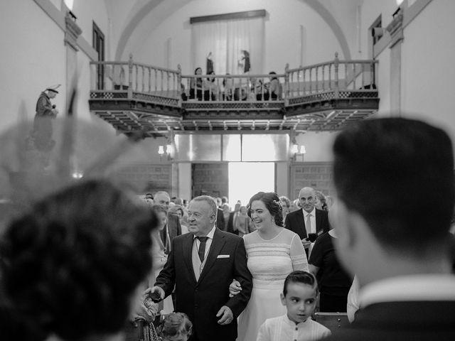 La boda de Domi y Ana en Villarrubia De Los Ojos, Ciudad Real 23