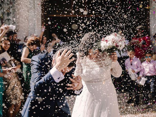 La boda de Domi y Ana en Villarrubia De Los Ojos, Ciudad Real 27