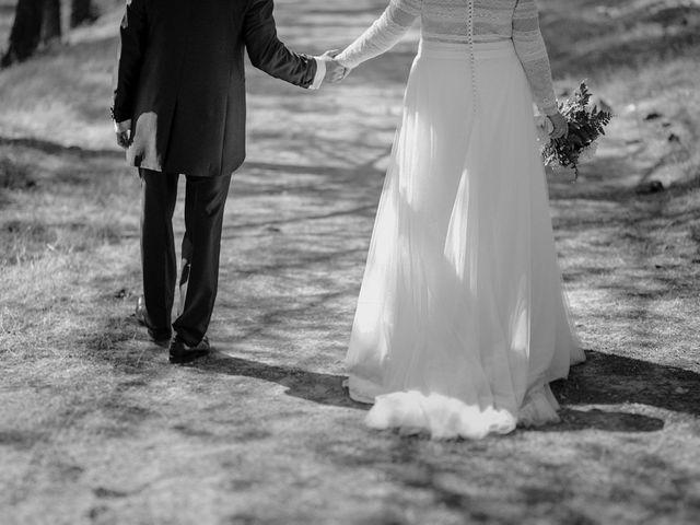 La boda de Domi y Ana en Villarrubia De Los Ojos, Ciudad Real 28