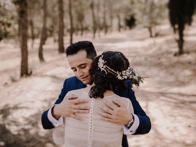 La boda de Domi y Ana en Villarrubia De Los Ojos, Ciudad Real 29