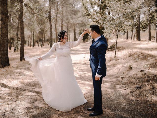 La boda de Ana y Domi