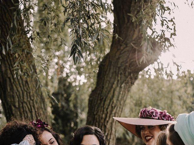 La boda de Domi y Ana en Villarrubia De Los Ojos, Ciudad Real 1
