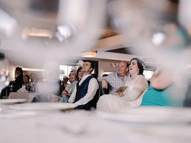 La boda de Domi y Ana en Villarrubia De Los Ojos, Ciudad Real 42