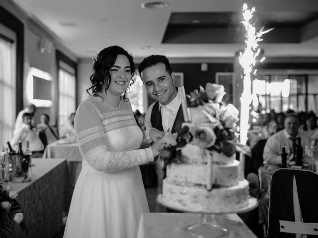 La boda de Domi y Ana en Villarrubia De Los Ojos, Ciudad Real 44