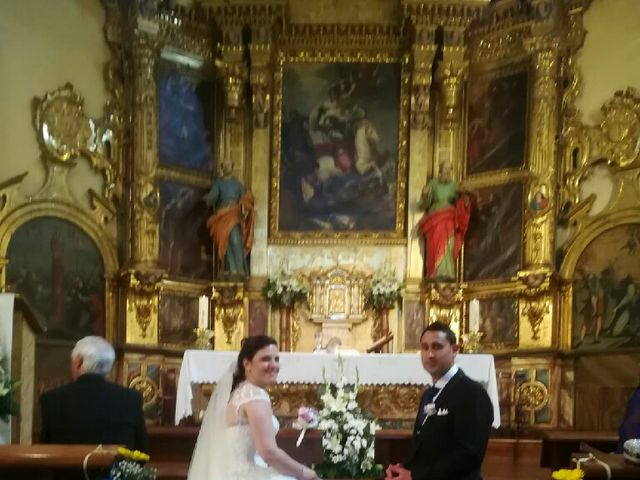 La boda de Pablo y Goretti en Funes, Navarra 4