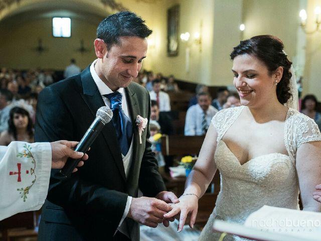 La boda de Pablo y Goretti en Funes, Navarra 2