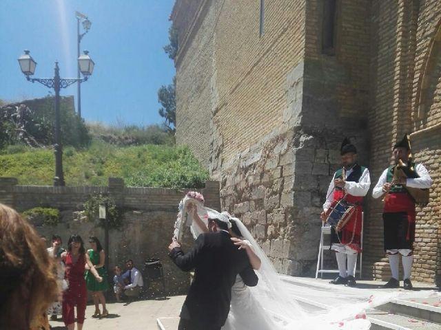 La boda de Pablo y Goretti en Funes, Navarra 5