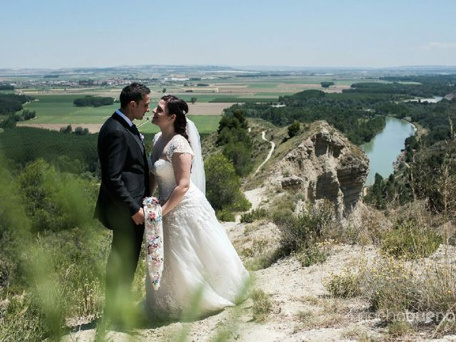 La boda de Pablo y Goretti en Funes, Navarra 6