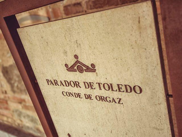 La boda de Dani y Edu en Toledo, Toledo 2