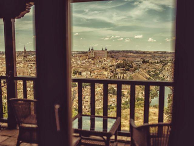 La boda de Dani y Edu en Toledo, Toledo 6