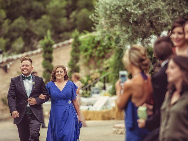 La boda de Dani y Edu en Toledo, Toledo 33