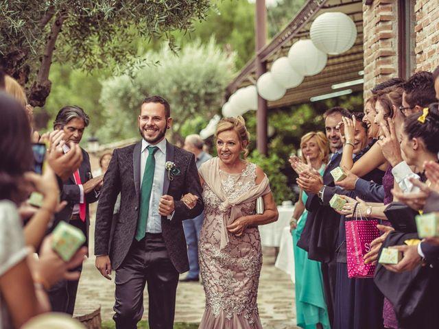 La boda de Dani y Edu en Toledo, Toledo 34