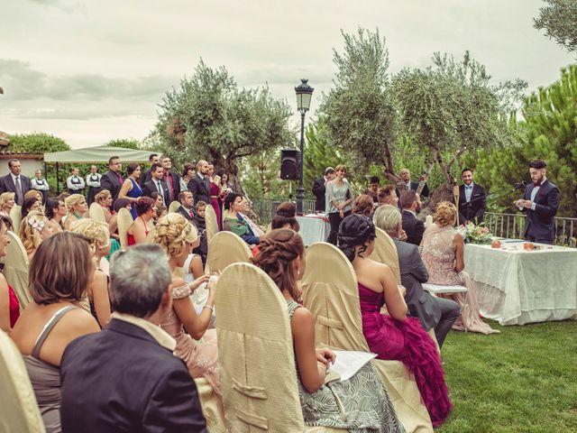 La boda de Dani y Edu en Toledo, Toledo 38