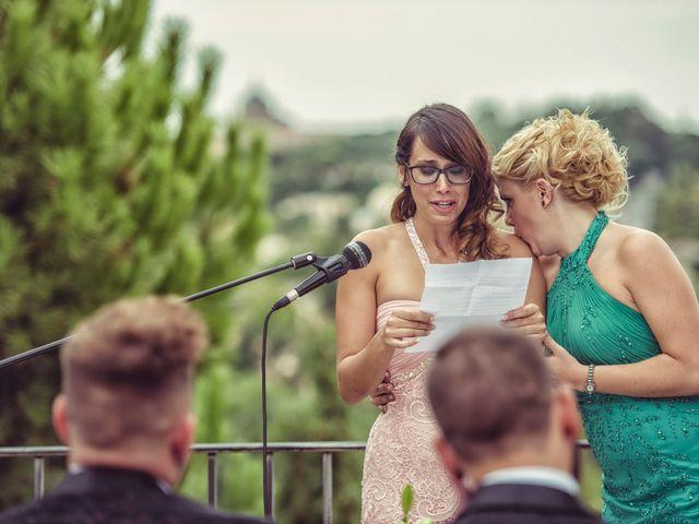 La boda de Dani y Edu en Toledo, Toledo 40